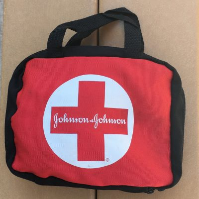 First Aid and Foot Care Kit